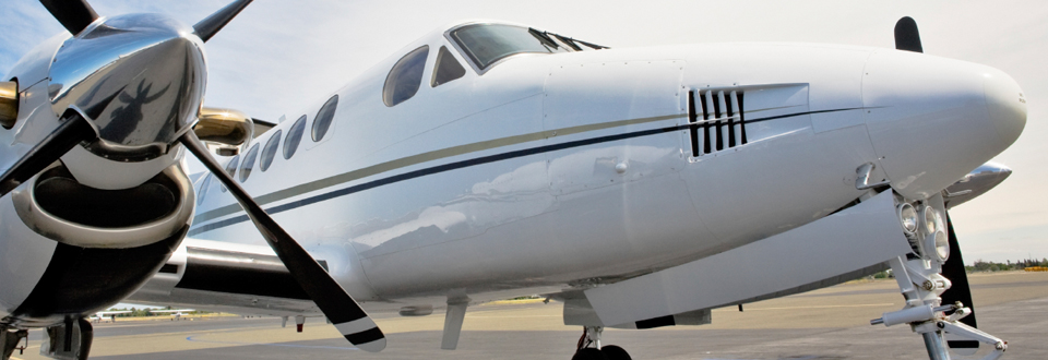 Albatross Air, Inc. offers charter flights